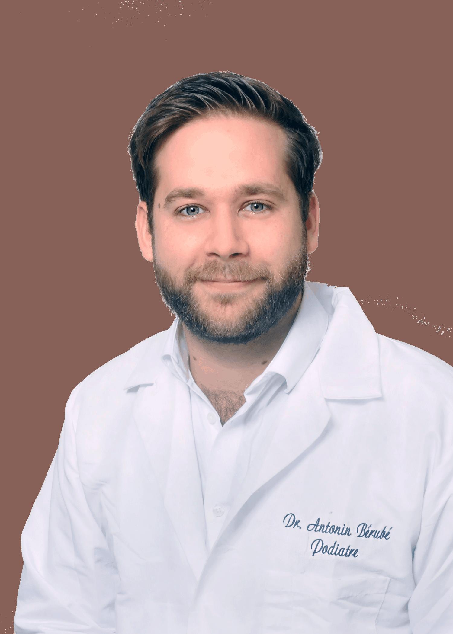 Dr Bérubé